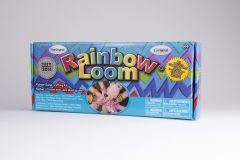 Rainbow Loom starterkit incl. 600 bands 25 C-clips