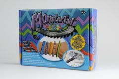 Rainbow Loom Monstertail  incl. 600 bands 24 C-clips