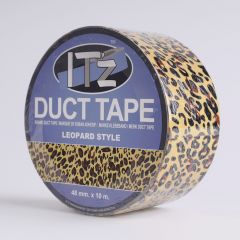 Duct Tape 48mm x 10 m Leopard Style