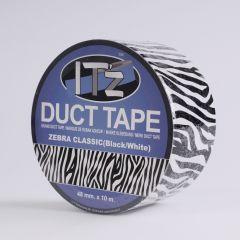Duct Tape 48mm x 10 m Zebra