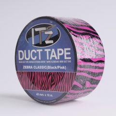 Duct Tape 48mm x 10 m Zebra Pink