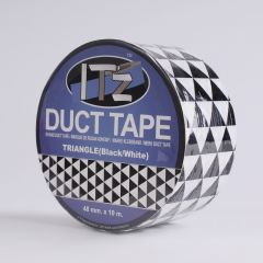 Duct Tape 48mm x 10 m Triangle Black