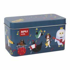 Apli Kids puzzel 24 stukken Muziek 3+