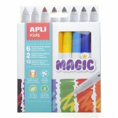 Magic stiften 12 kleuren
