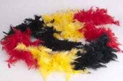 Boa 55 g zwart-geel-rood België