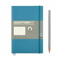 Leuchtturm1917 notitieboek paperback B6+ gestipp. nordic BL