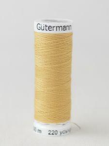 Gutermann polyester naaigaren 200 m nr 415