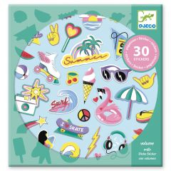 Djeco stickers 30 stuks California