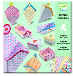 Djeco origami Kleine doosjes 7-13 jaar