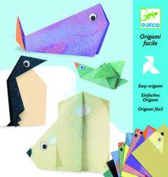 Djeco origami Pooldieren 6-11 jaar