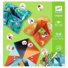 Djeco origami Vogelbekjes 6-11 jaar
