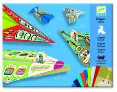 Djeco origami Vliegtuigjes 7-13 jaar