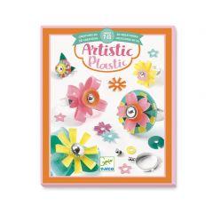 Djeco Artistic Plastic ring collectie 7-13 jaar