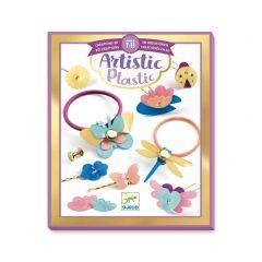 Djeco Artistic Plastic haar accessoires 7-13 jaar