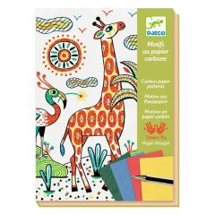 Djeco set carbonpapier Out and About 6-11 jaar