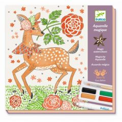 Djeco aquarelset Dandy of the Woods 8-14 jaar