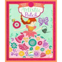 Djeco Artistic Patch velvet Meisjes 6-10 jaar