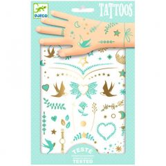 Djeco tattoos Lily's Jewels +3 jaar