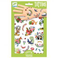 Djeco tattoos Happy Spring +3 jaar