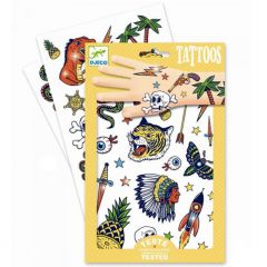 Djeco tattoos Bang Bang +3 jaar