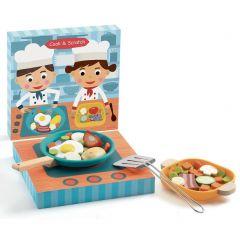 Kookfornuis Cook & Scratch
