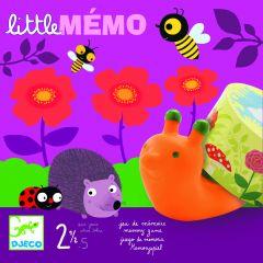 Djeco Little Memo 2,5+