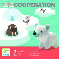 Djeco Little Cooperation 2,5+