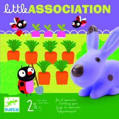Djeco Little Association 2,5+