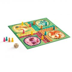 Djeco Paardjesspel (Ludo) 5+