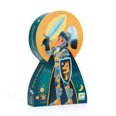 Djeco puzzel Ridder Volle Maan 4+ 36 stuks
