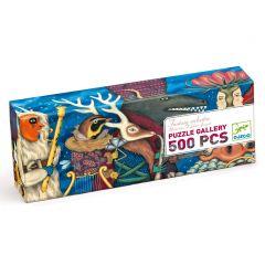 Djeco puzzel Gallery Fantasy Orchestra 7+ 500 stuks