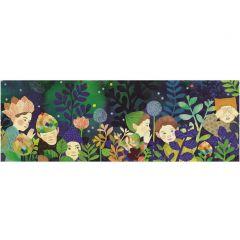 Djeco puzzel Gallery Secrets 5+ 100 stuks
