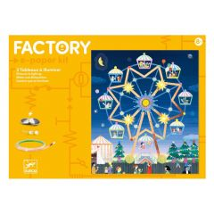 Djeco Factory e-paper kit Way Up High 8+