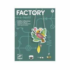 Djeco Factory e-textil ketting - Calypso 9+