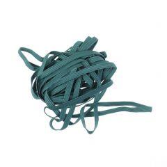 Elastiek voor mondmaskers 5 mm x 5 m groen