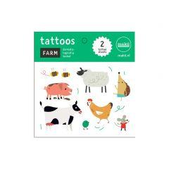 Makii tattoo's boerderij