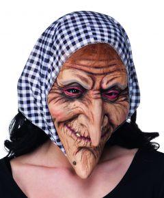 Masker latex heks