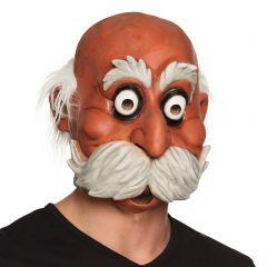 Masker latex oudje