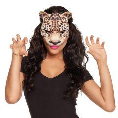 Fotoprintmasker luipaard