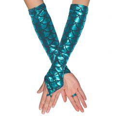 Handschoen zeemeermin