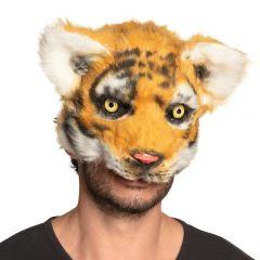Pluchemasker tijger