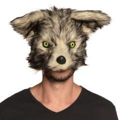 Pluchemasker (weer)wolf