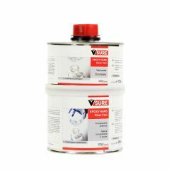 Giethars Epoxy Clear Fast 0,5 kg