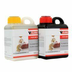 Snel giethars MC 5 2 componenten 2 liter