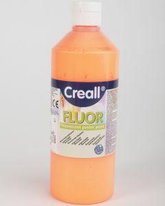 Creall fluorverf 500 ml oranje