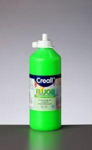 Creall fluorverf 500 ml groen