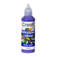 Creall Window Colour 80 ml violet