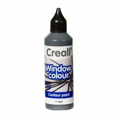 Creall Window Colour 80 ml contour lood