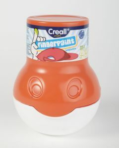 Creall-Mini 2+ vingerverf 500 ml oranje