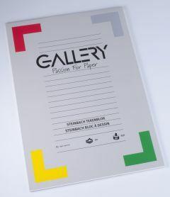 Gallery Steinbach gekorreld A3 29,7 x 42 cm 20 vel. 250 g